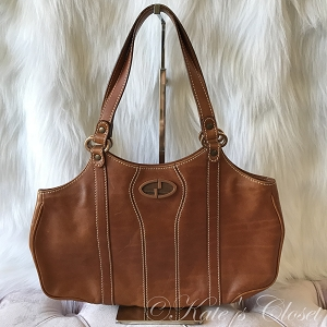 Gucci Medium Brown Shoulder Bag