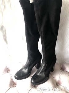 CHANEL CC Boots