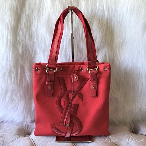 SAINT LAURENT YSL Kahala Tote